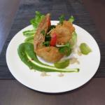 La Recette Du Mois : La Salade César Au Poulet Revisitée